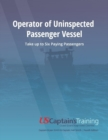 Image for Operator of Uninspected Passenger Vessel : Take up to Six Paying Passengers