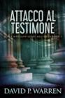 Image for Attacco al testimone