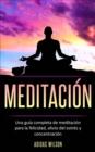 Image for Meditacion
