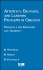 Image for Attention, behaviour and learning problems in children