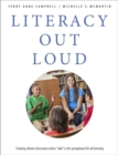 "Image for Literacy Out Loud : Creating Vibrant Classrooms where """"Talk"""" Is the Springboard for All Learning"