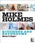 Image for Make It Right: Kitchens And Bathrooms