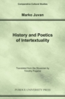 Image for History and poetics of intertextuality