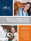 Image for Veterinary Medical School Admission Requirements (VMSAR): 2020 Edition for 2021 Matriculation