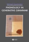 Image for Phonology in Generative Grammar