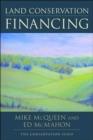 Image for Land conservation financing