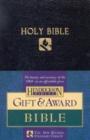 Image for NRSV Bible Black
