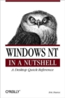 Image for Windows NT in a nutshell  : a desktop quick reference for system administrators