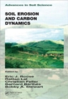 Image for Soil erosion and carbon dynamics