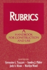 Image for Rubrics : A Handbook for Construction and Use