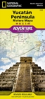 Image for Northern Yucatn/maya Sites, Mexico : Travel Maps International Adventure Map