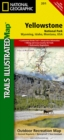 Image for Yellowstone National Park : Trails Illustrated National Parks