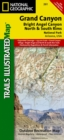 Image for Grand Canyon, Bright Angel Canyon/north & South Rims : Trails Illustrated National Parks