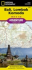 Image for Bali, Lombok, And Komodo : Travel Maps International Adventure Map