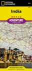 Image for India : Travel Maps International Adventure Map