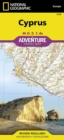 Image for Cyprus : Travel Maps International Adventure Map
