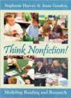 Image for Think Nonfiction! (DVD) : Modeling, Reading, and Research