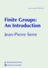 Image for Finite groups  : an introduction