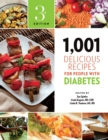 Image for 1,001 delicious recipes for people with diabetes