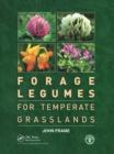 Image for Forage Legumes for Temperate Grasslands