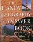 Image for The Handy Geography Answer Book : Second Edition