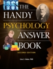 Image for The handy psychology answer book