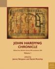 Image for John Hardyng, Chronicle : Edited from British Library MS Lansdowne 204: Volume 1