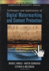 Image for Techniques and applications of digital watermarking and content protection