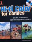 Image for Hi-Fi color for comics  : digital techniques for professional results
