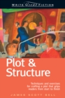 Image for Plot & structure  : techniques and exercises for crafting a plot that grips readers from start to finish