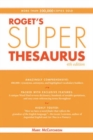 Image for Roget's super thesaurus