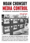 Image for Media control  : the spectacular achievements of propaganda
