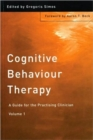 Image for Cognitive behaviour therapy  : a guide for the practicing clinician