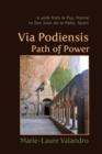 Image for Via podiensis, path of power  : a walk from Le Puy, France, to San Juan de la Peäna, Spain