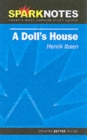 Image for Spark Notes a Doll's House