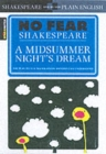 Image for A Midsummer Night's Dream (No Fear Shakespeare)