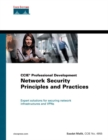 Image for Network security principles and practices  : CCIE professional development