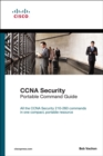 Image for CCNA security (210-260) portable command guide