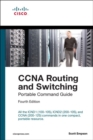 Image for CCNA routing and switching portable command guide (ICND1 100-105, ICND2 200-105, and CCNA 200-125)