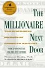 Image for The Millionaire Next Door : The Surprising Secrets of America's Wealthy
