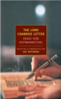 Image for The Lord Chandos letter  : and other writings