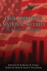 Image for Civil Liberties Vs. National Security In A Post 9/11 World