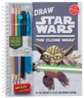 """Image for How to Draw """"Star Wars"""": The Clone Wars"""