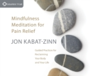 Image for Mindfulness Meditation for Pain Relief : Guided Practices for Reclaiming Your Body and Your Life