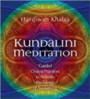 Image for Kundalini meditation  : guided chakra practices to activate the energy of awakening