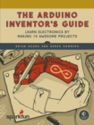 Image for Arduino inventor's guide