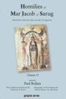 Image for Homilies of Mar Jacob of Sarug / Homiliae Selectae Mar-Jacobi Sarugensis (vol 6)