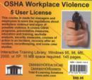 Image for OSHA Workplace Violence, 5 Users