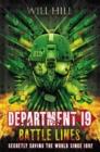 Image for Battle Lines : A Department 19 Novel