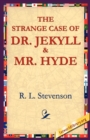 Image for The Strange Case of Dr.Jekyll and MR Hyde